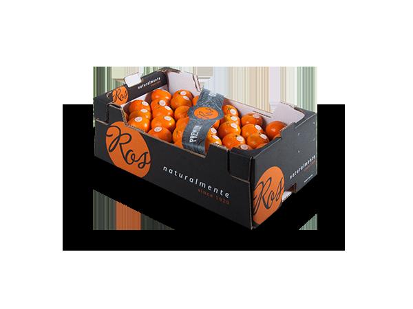 Clementinas sin hoja granel 50x30x18 cm – 10kg