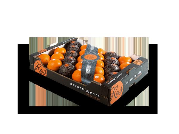 Naranja sin hoja 60x40x10 cm
